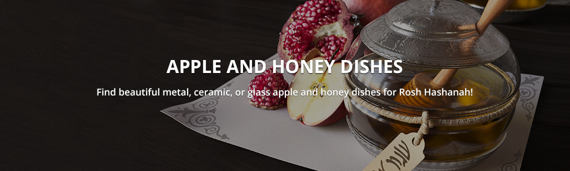 Apple and Honey Dishes