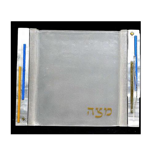 Millenium Matzah Plate