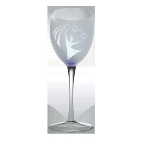 Clear Stem Miriam's Cup