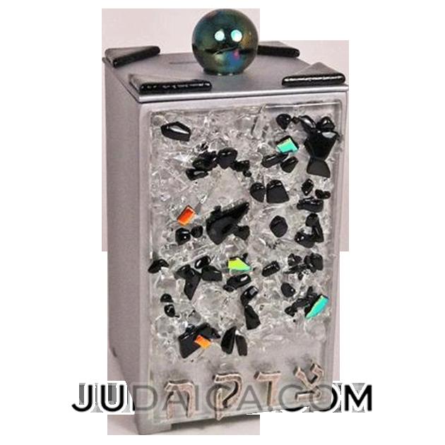 Black Rock Tzedakah Box
