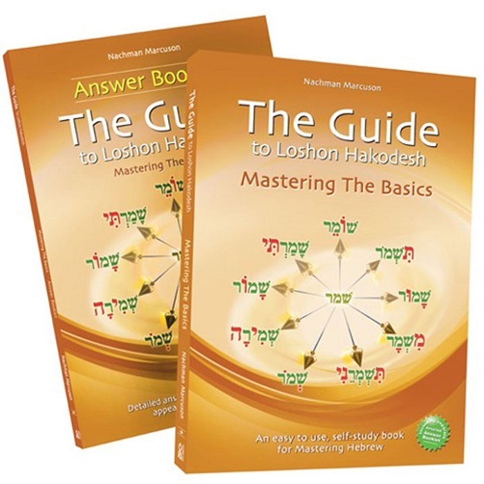 The Guide to Lashon Hakodesh Volume One: Mastering the Basics