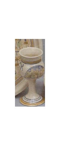 Hand Made Jerusalem Elijah's Cup