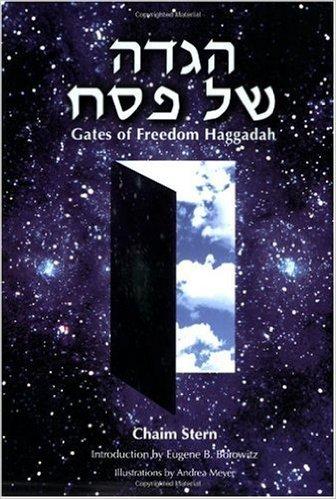 Gates of Freedom Haggadah by Chaim Stern