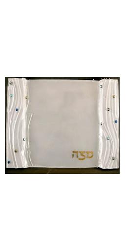 Woven Matzah Plate by Beames Designs