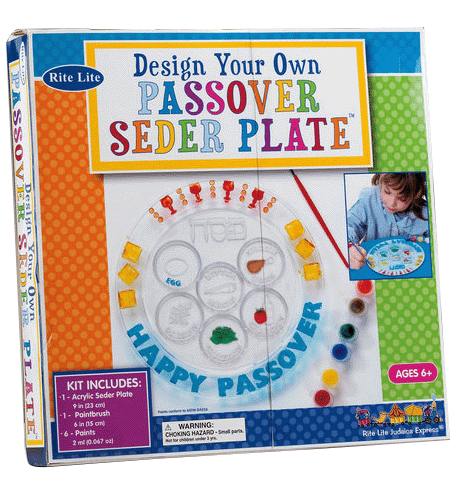 Design a Seder Plate Craft Kit