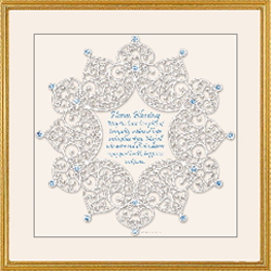 Wedding Gift Jewish Home Blessings