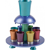 Kiddish Cups & Sets