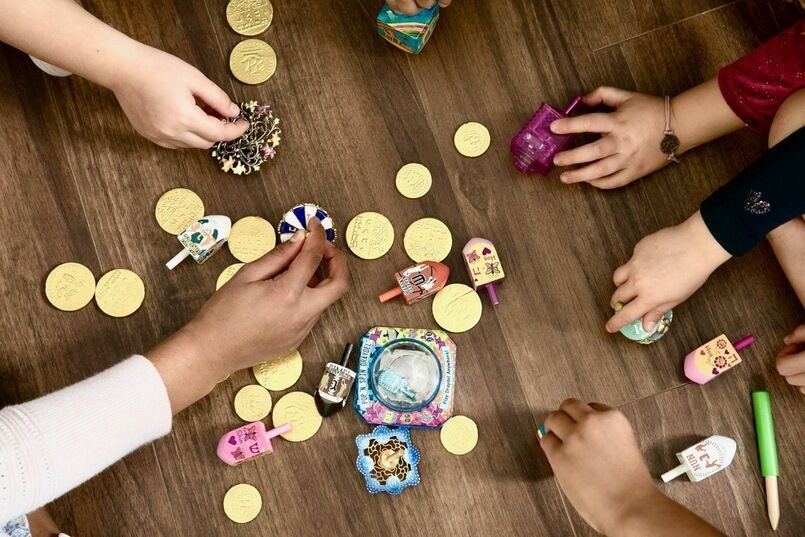 Rules Of The Dreidel Game