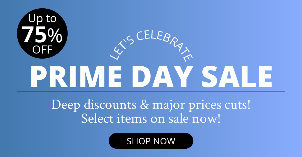 Shop our Prime Day Sale at Judaica.com!