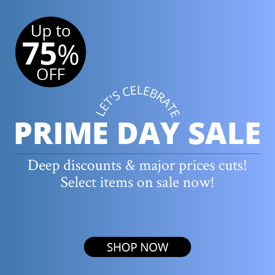 Shop Prime Day Sale at Judaica.com!